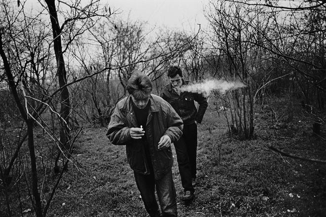 老照片:苏联解体俄罗斯色情毒品泛滥艾滋病蔓延(3)