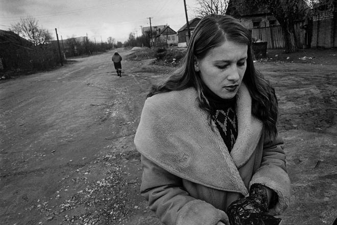 老照片:苏联解体俄罗斯涩情毒品泛滥艾滋病蔓延(2)