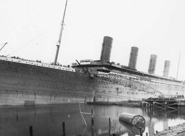 世界著名的六大沉船事件