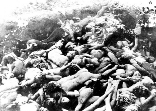 南京大屠杀资料:南京大屠杀死了多少人?