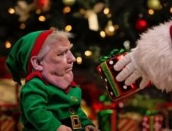 当川普要求不发布双下巴的照片后,这就是互联网的回应