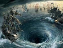 五百年间,船只飞机到了这里就会离奇消失,至今无法解释